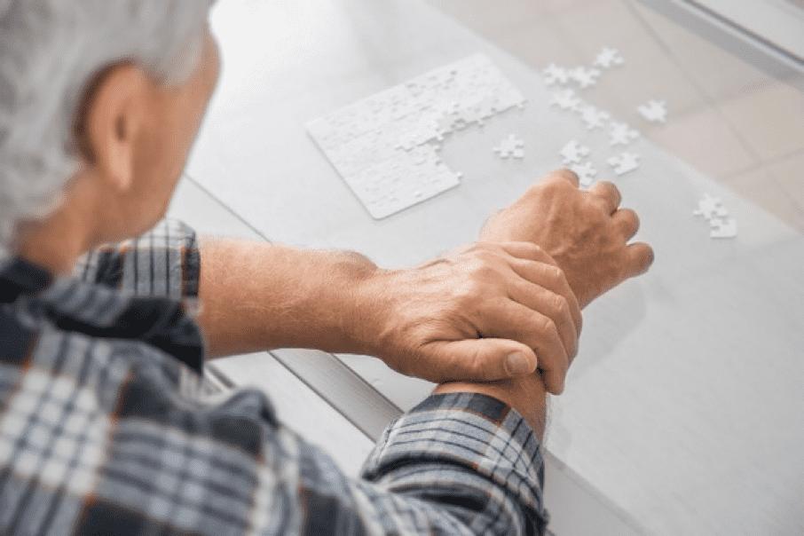 Parkinsonova choroba a CBD olej